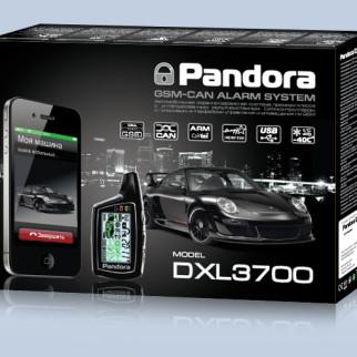 Pandora DXL 3700