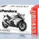 Pandora DXL 4200 moto