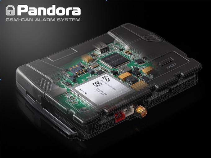 Базовый блок Pandora DXL 3700