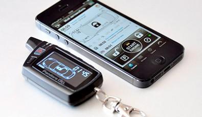 Пандора - управление с телефона